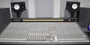 Régie de studio d'enregistrement à Marseille