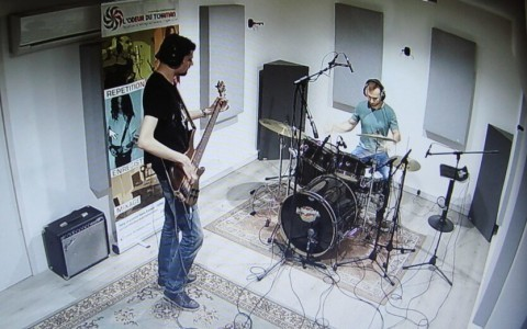 studio enregistrement aubagne rock permanent indecision