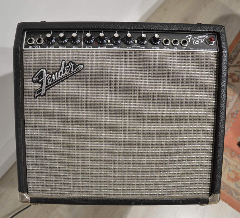 ampli fender frontman studio repetition aubagne
