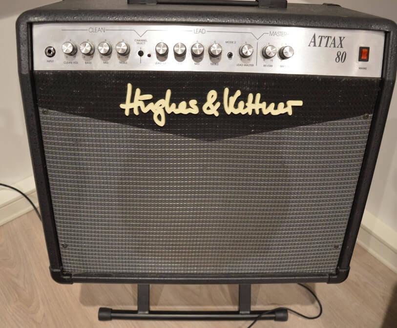 ampli guitare hughes & kettner studio de repetition aubagne