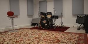 grand studio de repetition et d'enregistrement marseille