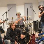enregistrement groupe de rock marseille sandec