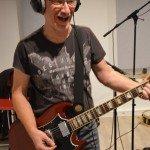 enregistrement guitare rock marseille sandec