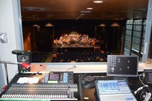 enregistrement de concert classique