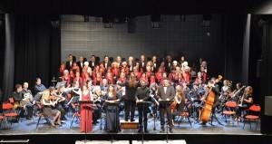 sonorisation d'orchestre classique