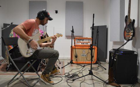 enregistrer sa guitare à Marseille