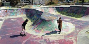 vidéo de skate pour Anodrac