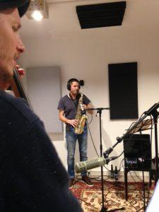 enregistrer live en studio