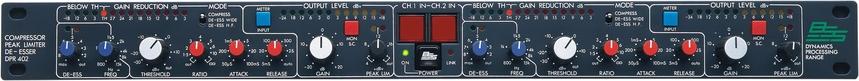 DPR BSS 402 compresseur 2 canaux deesseur