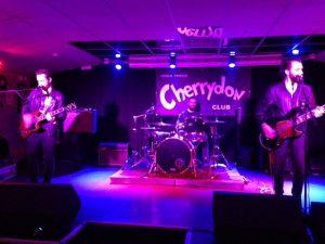 Volt Face tremplin The Band au Cherrydon