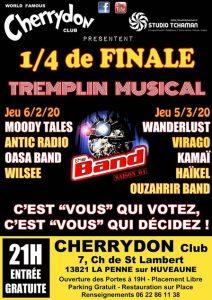 tremplin the band S04 E05 quart de finale