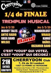 Tremplin The Band saison 4, second quart de finale